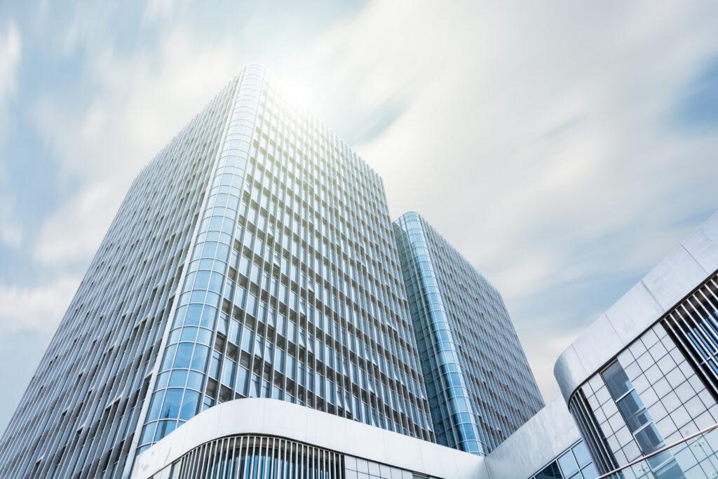Corporate Hospital Building