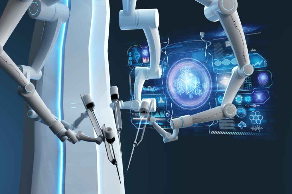 Robotic Knee Replacement Surgery